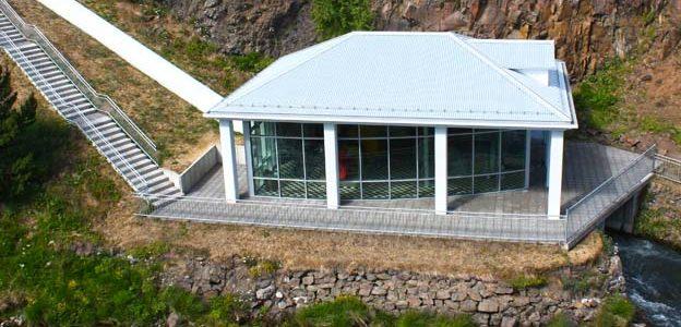 Norðurorka – Stöðvarhús við Glerá