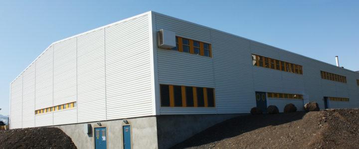 Prómens Dalvík – Viðbygging